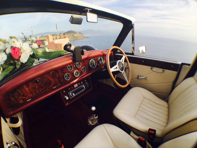 Bentley Cabrio 4