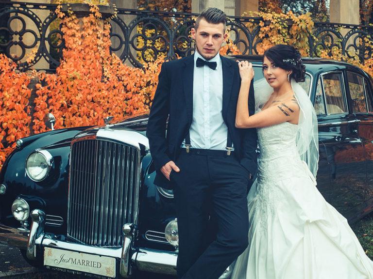 Bentley S2 mieten Hochzeiten