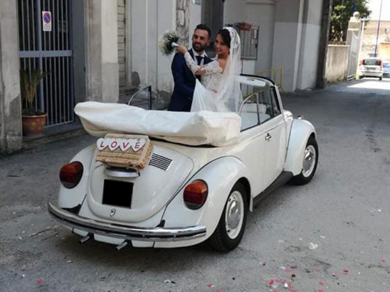 VW Käfer mieten Hochzeit
